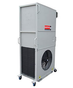 ENVIROMAX20 Industrial portable air conditioner - 20.0kW - Click for larger picture