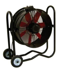LC 2000 - Power Fan  760mm  20500 cmh - Click for larger picture